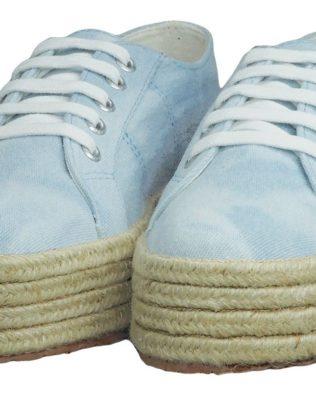 Superga 2790 azul jeans