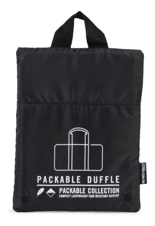 Herschel Daypack Duffle Preta