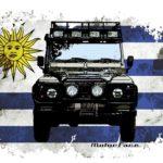 Tshirt Defender Uruguay
