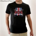 Tshirt PRETA Defender UK MESH