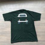 Tshirt Kombi verde