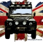 Tshirt Defender UK FLAG