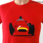 Tshirts F1 Juan Manuel Fangio