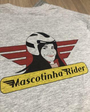 Tshirt Mascotinha Rider