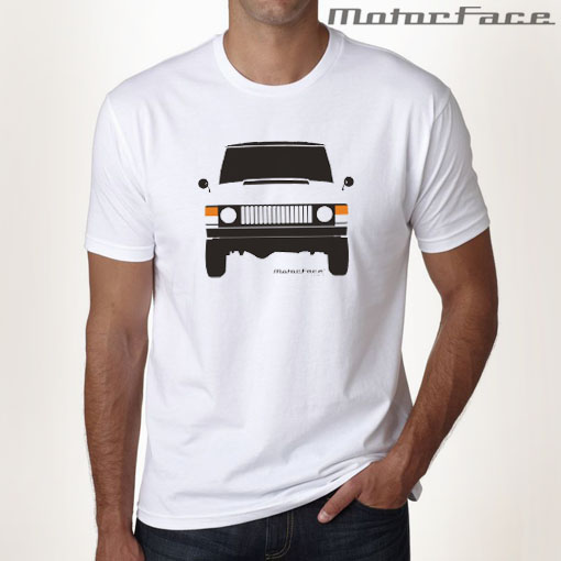Range Rover CLASSIC frente