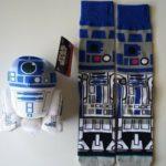 meia STANCE Star Wars R2D2