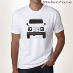 Tshirt BRANCA Defender BASICA