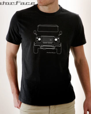 Tshirt Defender BASICA OUTLINE