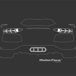 Tshirt Lambo Aventador outline