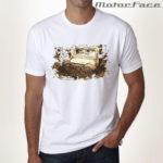 Tshirt BRANCA Defender MUD 01