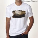 Tshirt BRANCA Defender MUD 04