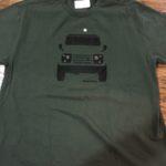 Tshirt LR Defender DOTS