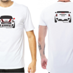 Tshirt Mini Cooper JCW Cabriolet