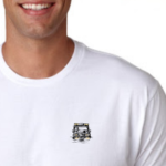 Tshirt Defender CAMEL minimalista