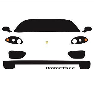 Tshirt Ferrari F360 Modena
